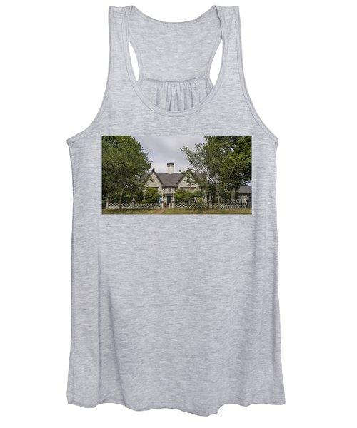 Historic House In Salem Women's Tank Top