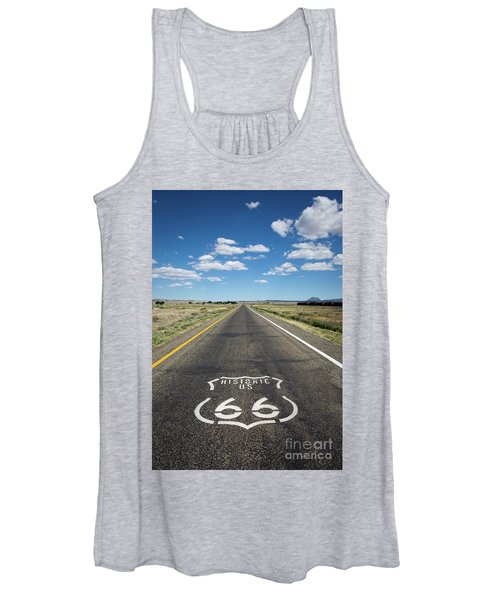 Historica Us Route 66 Arizona Women's Tank Top