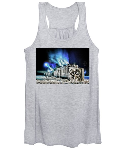 History Repeating Itself Women's Tank Top