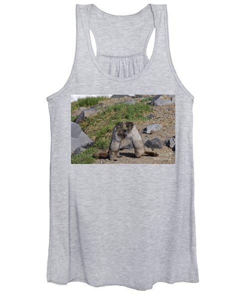 Hoary Marmots Women's Tank Top