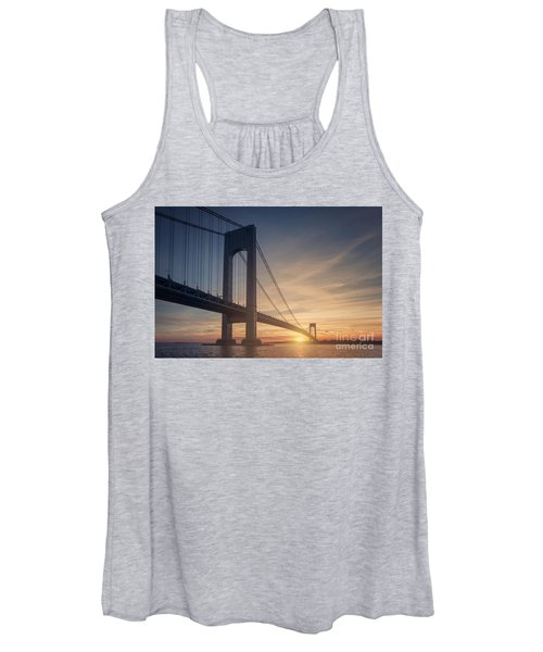 Hold Back The Night Women's Tank Top