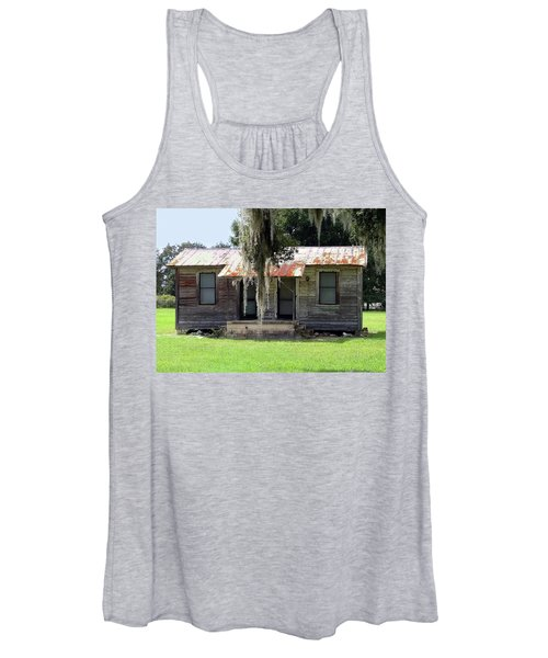 Home And Alone Women's Tank Top