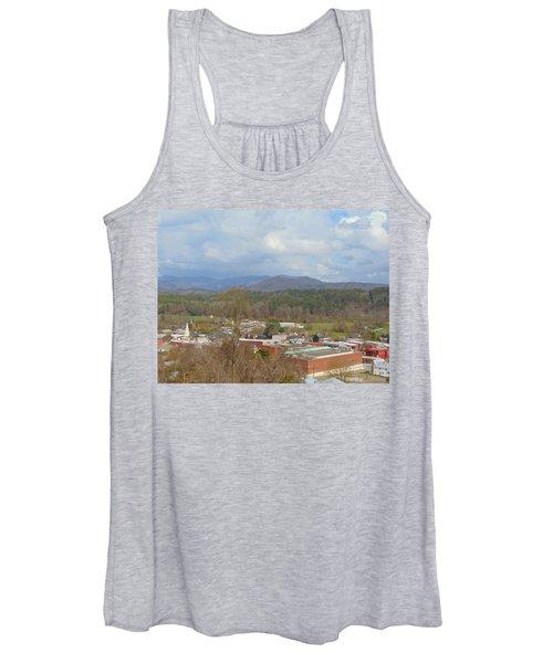 Hometown Women's Tank Top