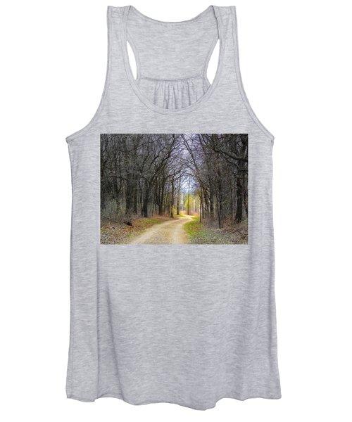 Hope In A Dark Forest Women's Tank Top