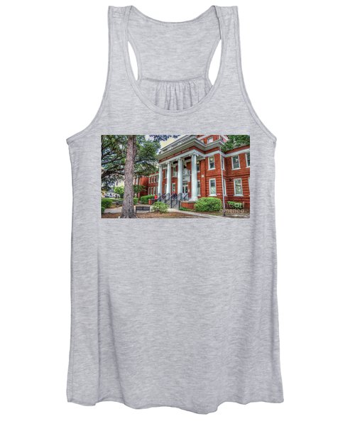 Horry County Court House Women's Tank Top