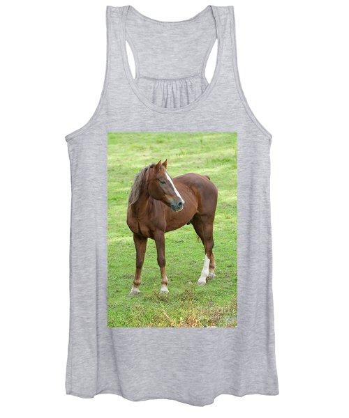 Horse Women's Tank Top