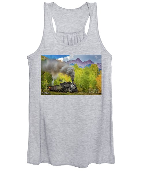 Huffing And Puffing Women's Tank Top