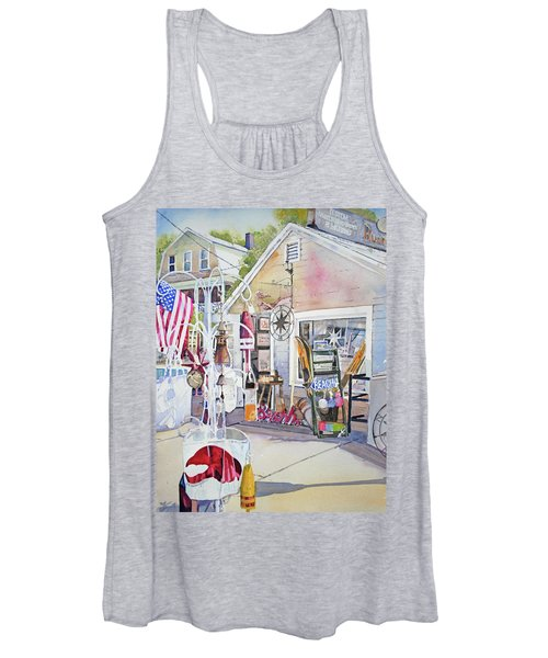 Hull Of A Shoppe Women's Tank Top