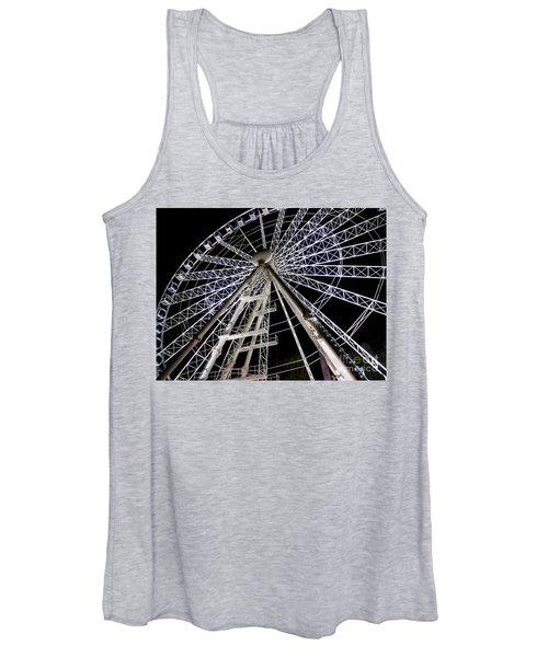Hungarian Wheel Women's Tank Top