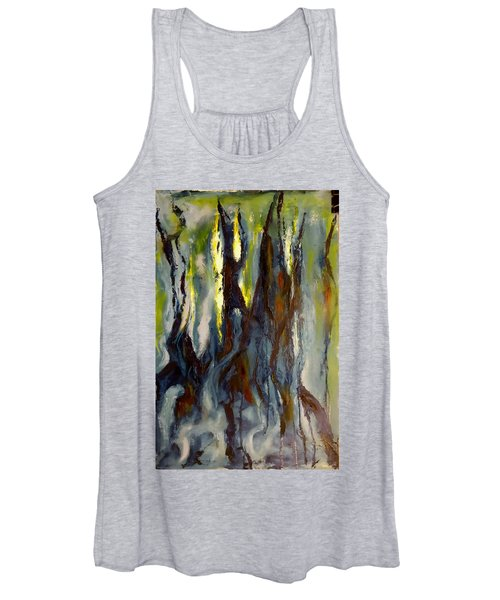Hunted Forest Women's Tank Top