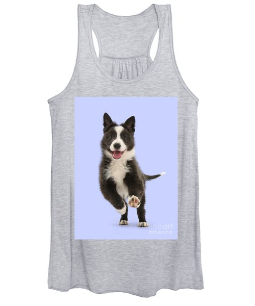 I Can Run All Day Women's Tank Top