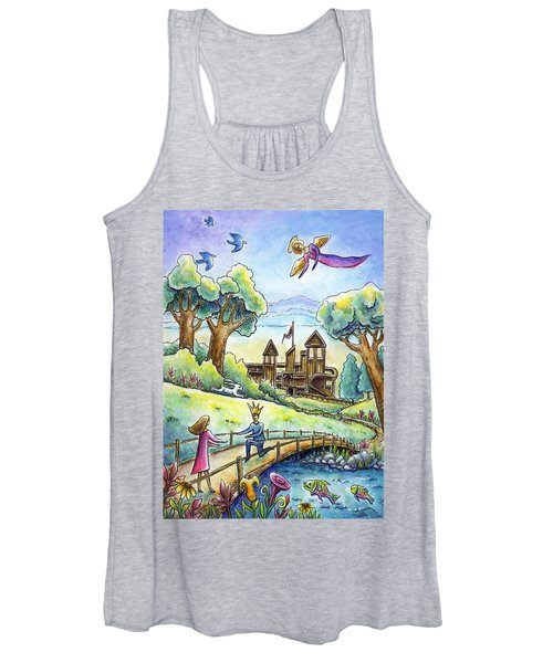 I Give You My Heart Women's Tank Top