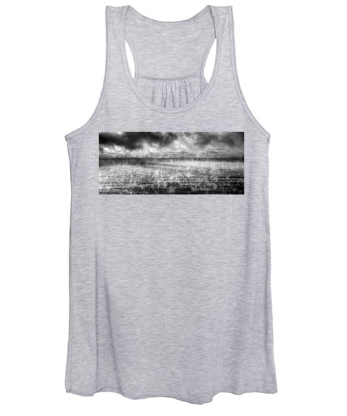 Ice Fog  Women's Tank Top