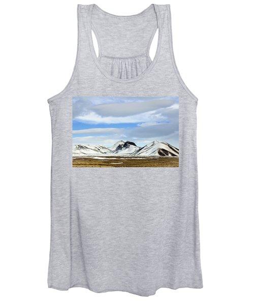 Icelandic Wilderness Women's Tank Top