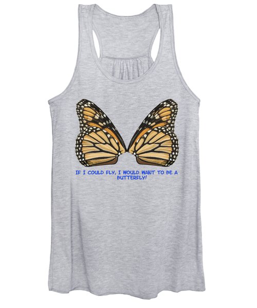If I Could Fly Women's Tank Top