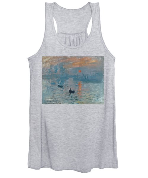 Impression Sunrise Women's Tank Top