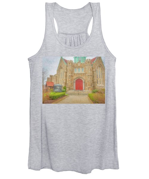 In Brockton For Good Women's Tank Top