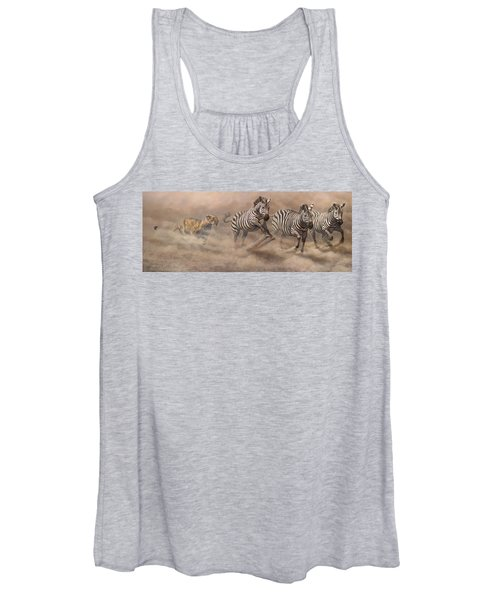 In Pursuit Women's Tank Top