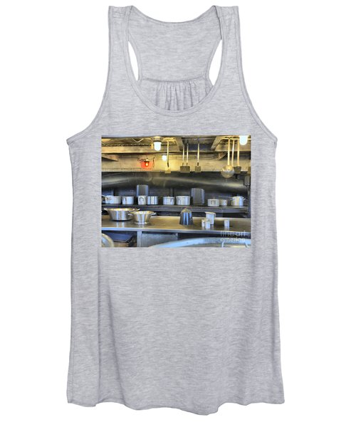 In The Galley Women's Tank Top