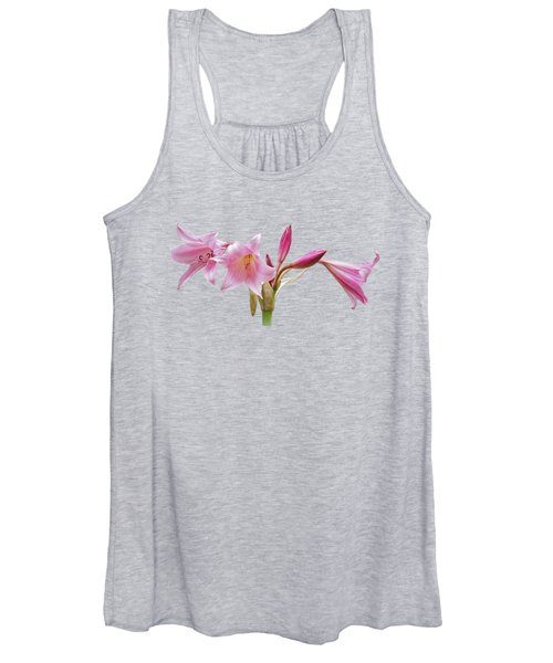 In The Pink  Women's Tank Top