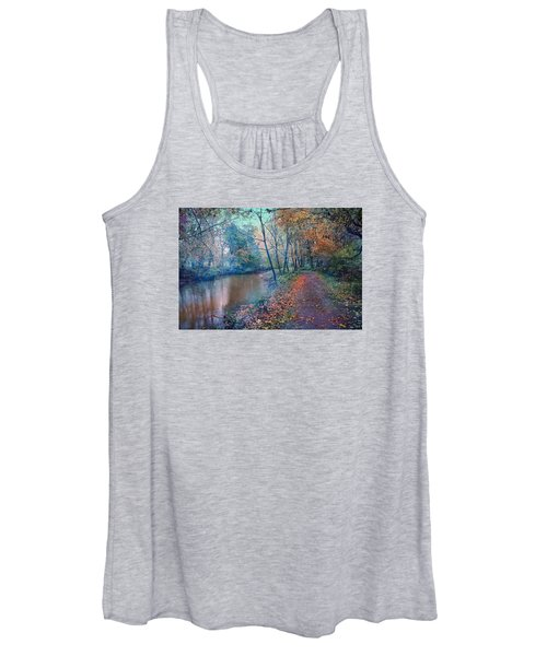In The Stillness Of The Morning Women's Tank Top