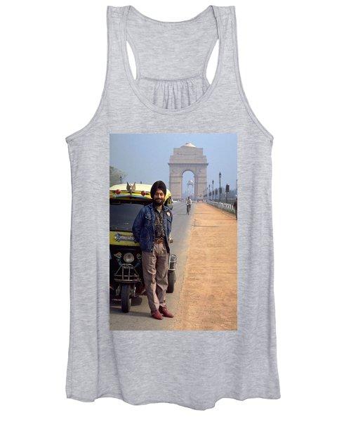 India Gate Women's Tank Top