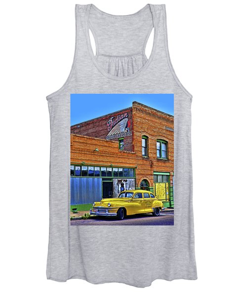 Indian Motocycle Co. Women's Tank Top