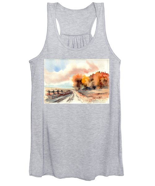 Indian Summer Women's Tank Top