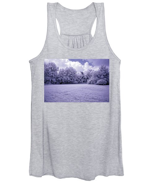 Infrared In Glasgow Ky Women's Tank Top