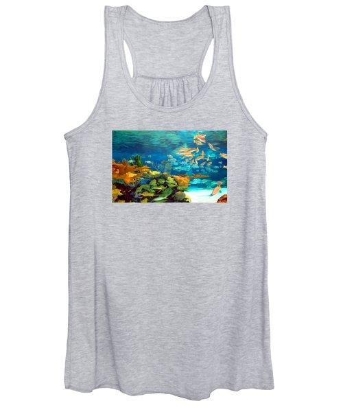Inland Reef Women's Tank Top