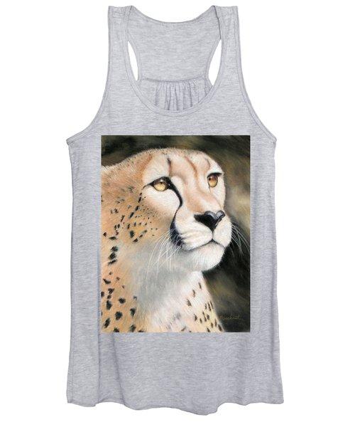 Intensity - Cheetah Women's Tank Top
