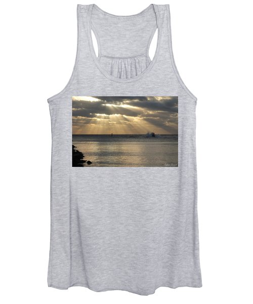Into Dawn's Early Rays Women's Tank Top
