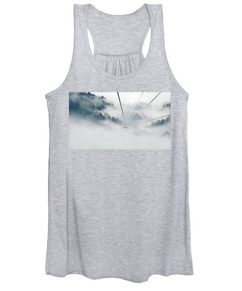 Into The Abyss Women's Tank Top