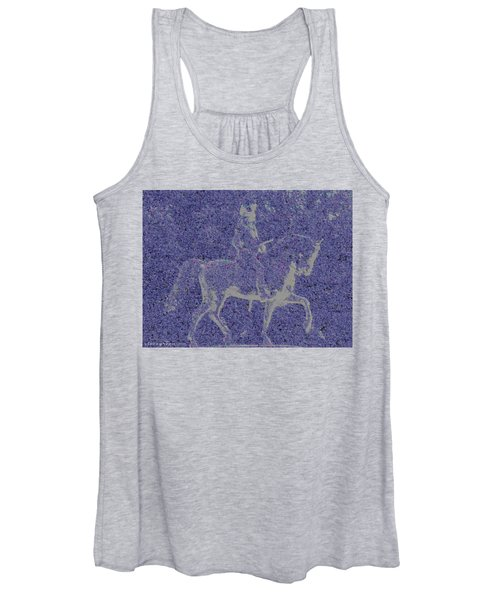 Into The Unknown - Study #1 Women's Tank Top