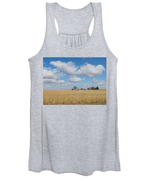 Iowa 3 Women's Tank Top