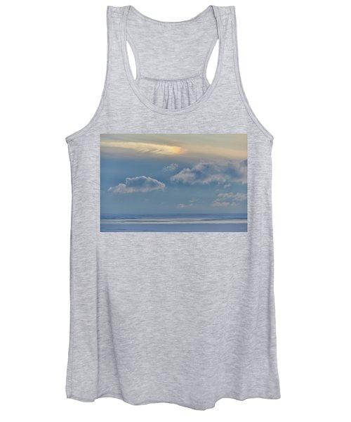 Iridescence Horizon Women's Tank Top