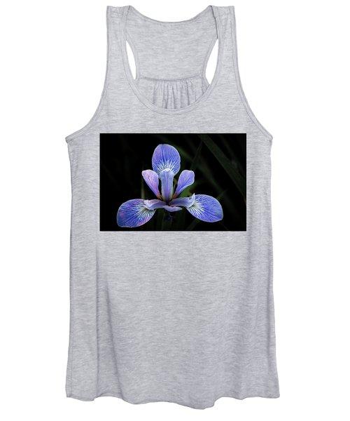 Iris #4 Women's Tank Top
