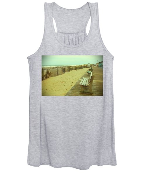 Is This A Beach Day - Jersey Shore Women's Tank Top