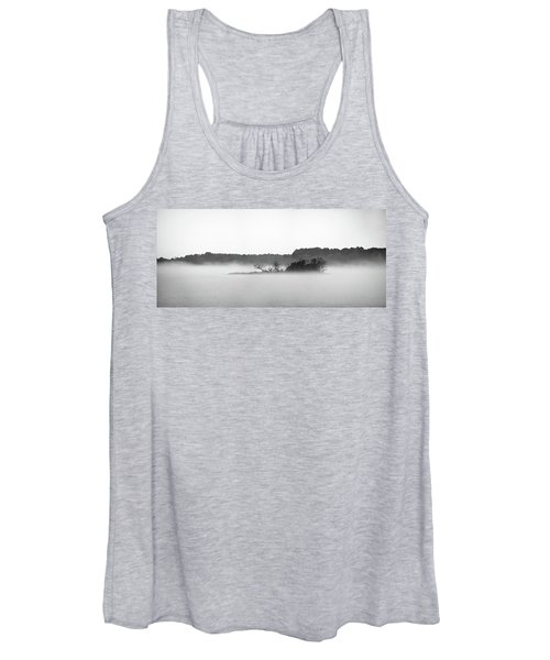 Island In The Fog Women's Tank Top