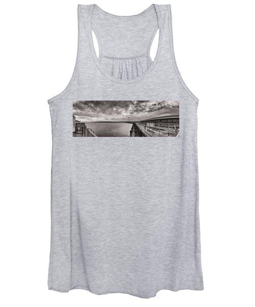 Island Panorama - Ryde Women's Tank Top