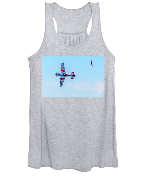 It's A Bird And A Plane, Red Bull Air Show, Rovinj, Croatia Women's Tank Top