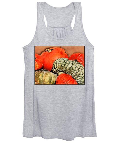 It's Pumpkin  Season Women's Tank Top