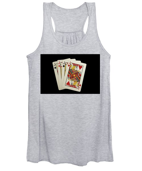 Jack Of All Trades Women's Tank Top