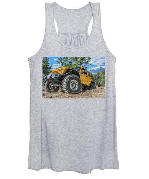 Jeep Life Women's Tank Top