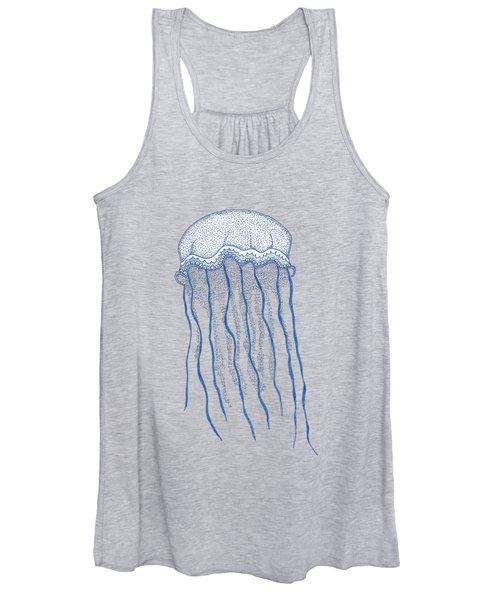 Jelly Fish Women's Tank Top