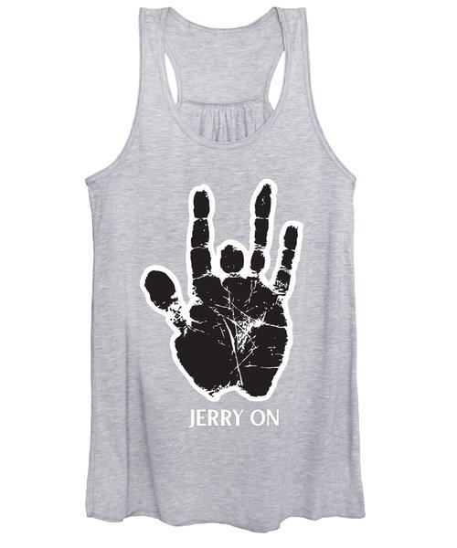 Jerry On Women's Tank Top