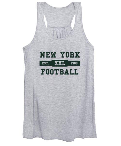Jets Retro Shirt Women's Tank Top