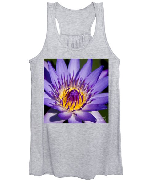 Journey Into The Heart Of Love Women's Tank Top