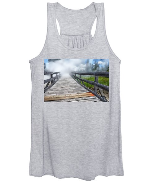 Journey Into The Unknown Women's Tank Top