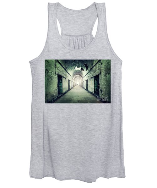 Journey To The Light Women's Tank Top